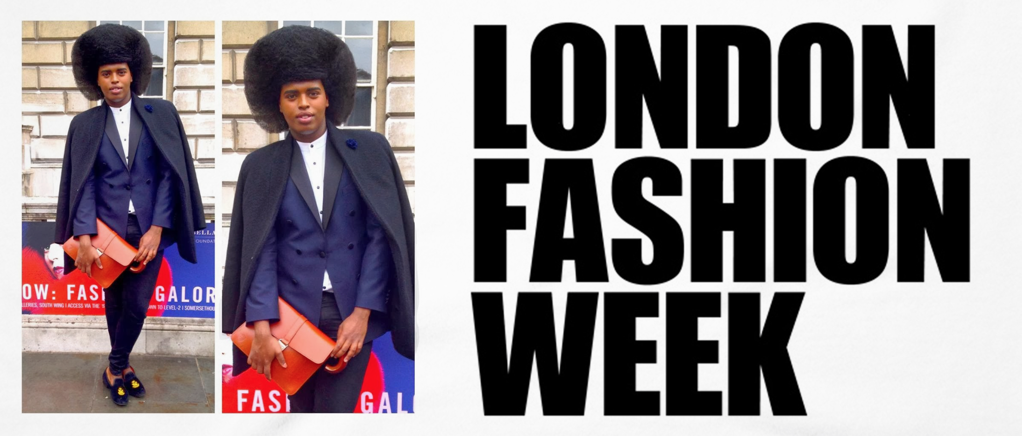 Prince Cassius Guide On How To Survive London Fashion Week London College Of Style